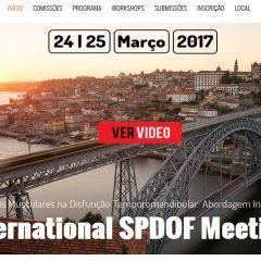 Imagem da notícia: Começa hoje o 1st International SPDOF Meeting Day
