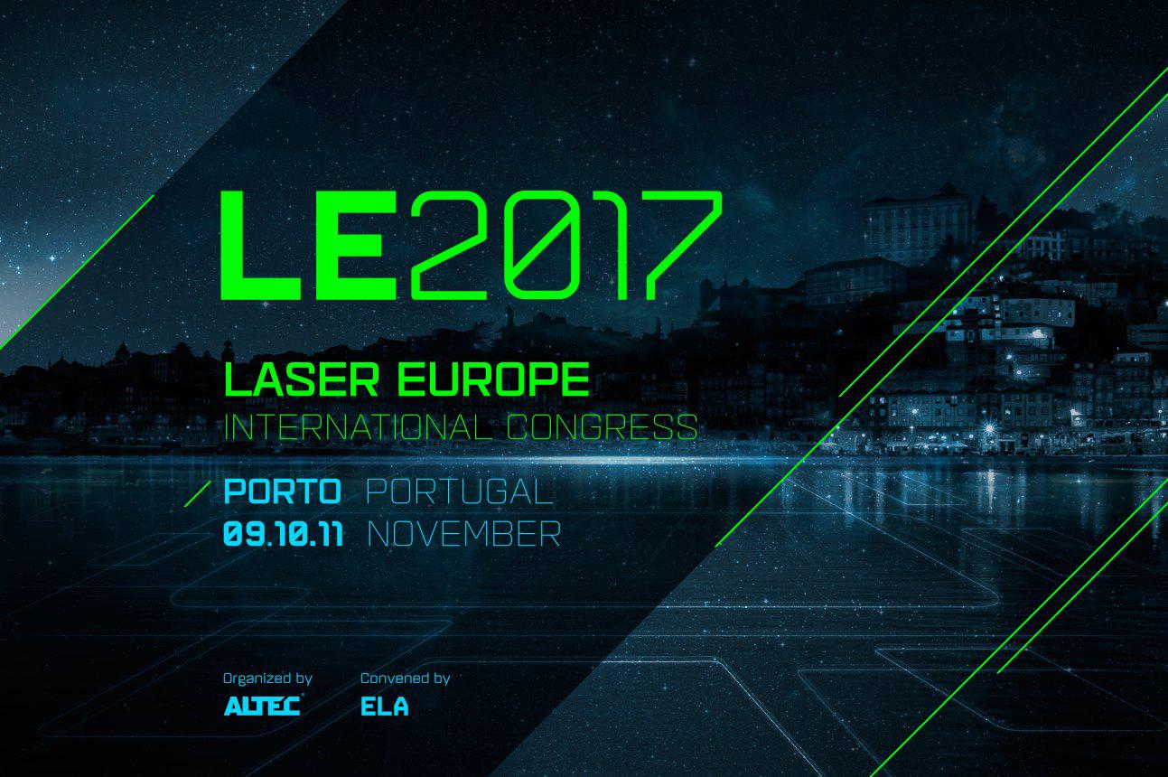 Imagem da notícia: Laser Europe 2017 no Porto