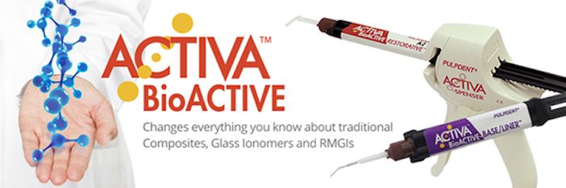 Imagem da notícia: ACTIVA™ BioACTIVE: o futuro da odontologia nas suas mãos