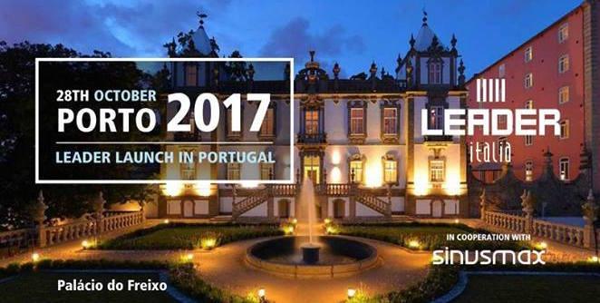 Imagem da notícia: Porto recebe apresentação oficial da Leader Italia