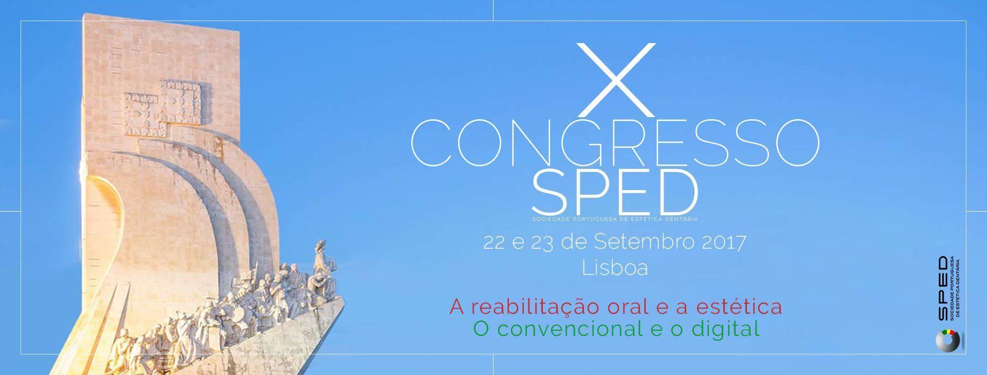 Imagem da notícia: X Congresso SPED à porta!