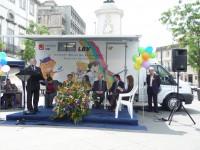 Imagem da notícia: Nova unidade móvel acentua acção na zona norte
