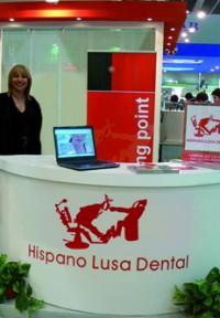 Imagem da notícia: Hispano-Lusa Dental exibe exclusivos na Expodental