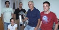 Imagem da notícia: Cirurgia robótica com sensibilidade