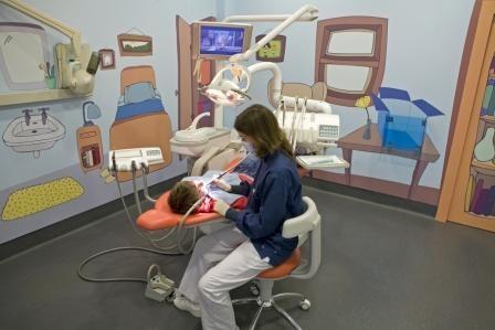Imagem da notícia: Tiko atrai mais novos ao dentista