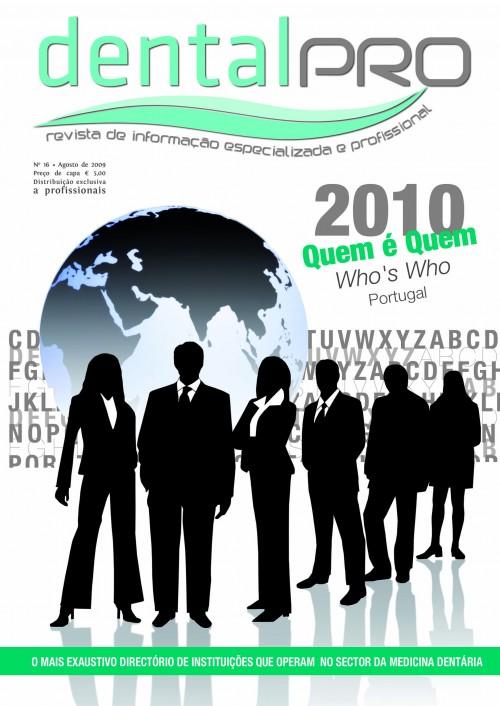 Imagem da notícia: Quem é Quem em Portugal 2011