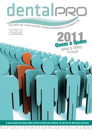 Imagem da notícia: Tudo o que precisa saber sobre medicina dentária no Quem é Quem 2011