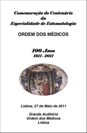 Imagem da notícia: 100 anos de Estomatologia