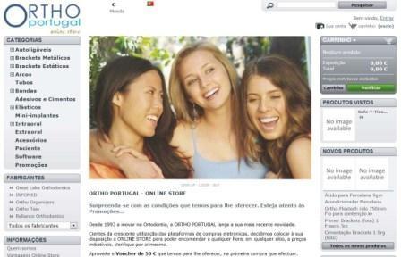Imagem da notícia: Online Store' Ortho Portugal