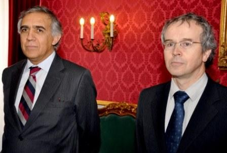 Imagem da notícia: Joaquim Murta tomou posse como diretor da FMUC