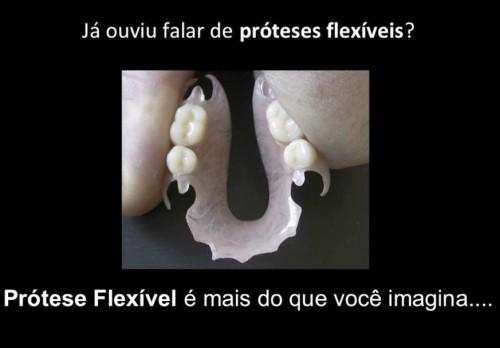 Imagem da notícia: Próteses flexíveis com 50% de desconto