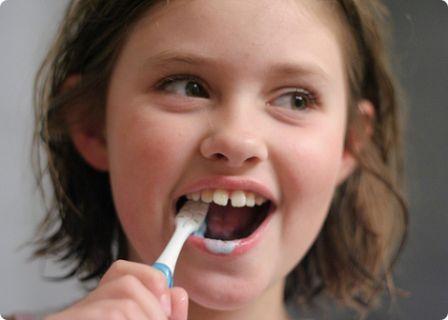 Imagem da notícia: Bolos para lavar os dentes