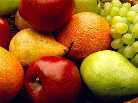 Imagem da notícia: Coma fruta e deixe de fumar!