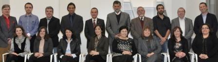 Imagem da notícia: Grupo Alumi da Universidade de Barcelona encontra-se em Lisboa