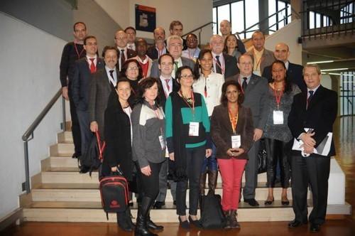 Imagem da notícia: Reunião da Associação Dentária Lusófona