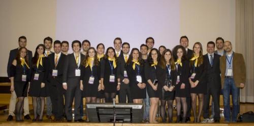 """Imagem da notícia: """"A união entre os estudantes é a chave para o futuro da Medicina Dentária"""""""