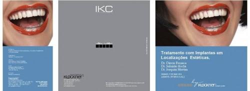 """Imagem da notícia: """"Tratamento com Implantes em Localizações Estéticas"""""""
