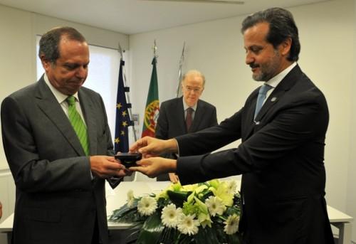 Imagem da notícia: OMD distingue Carlos César
