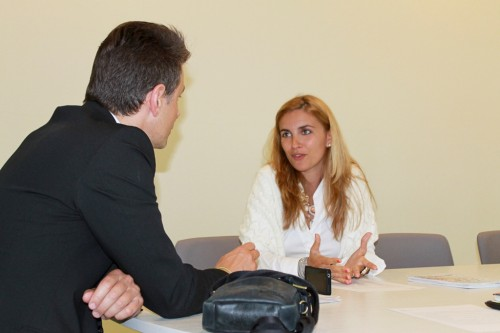 Imagem da notícia: Sílvia Ribeiro, do CENES, em entrevista