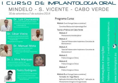 Imagem da notícia: Implantologia une Portugal e Cabo Verde