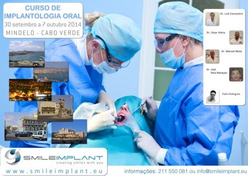"""Imagem da notícia: """"Curso de Implantologia Oral"""""""