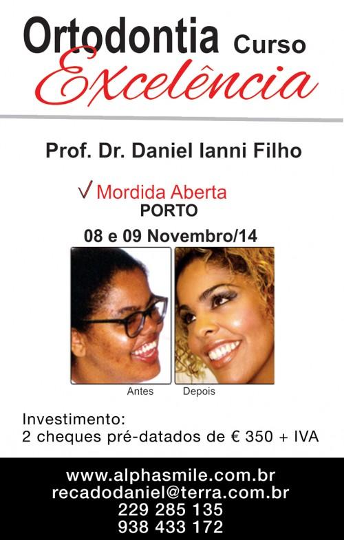 """Imagem da notícia: """"Mordida Aberta"""" no Porto de 8 a 9 de novembro"""