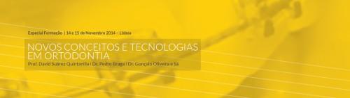 """Imagem da notícia: """"Novos Conceitos e Tecnologias em Ortodontia"""""""