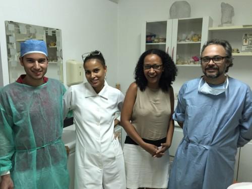 Imagem da notícia: II Curso de Implantologia Oral foi um sucesso