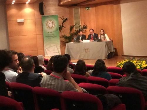 Imagem da notícia: Já começou o XV Congresso da APHO!