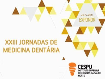Imagem da notícia: XXIII Jornadas Científicas de Medicina Dentária