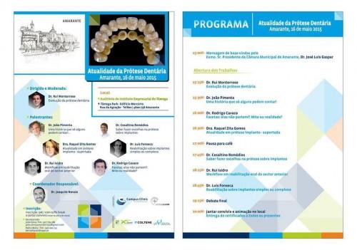 """Imagem da notícia: """"Atualidade da Prótese Dentária"""" está a chegar!"""