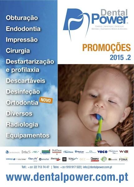 Imagem da notícia: Catálogo Dental Power para 2015