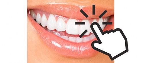 Imagem da notícia: Dente eletrónico para mudar de canal?