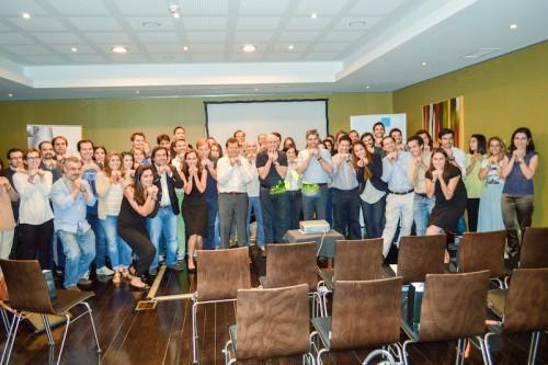 Imagem da notícia: Coimbra recebeu referência em medicina dentária