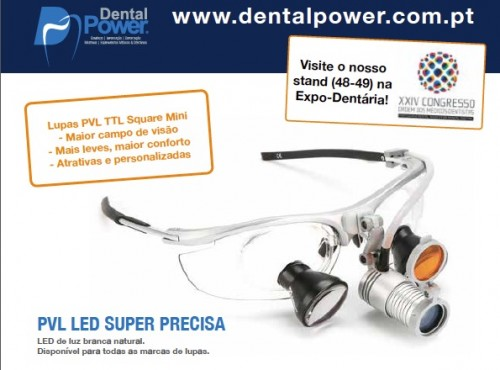 Imagem da notícia: Dental Power apresenta Power Vision Loupes