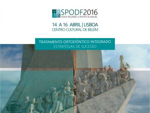 Imagem da notícia: Lisboa acolhe SPODF 2016