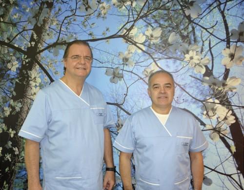 Imagem da notícia: Hiram Fischer Trindade e Edson de Sá Ávila em entrevista