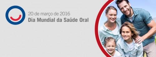 Imagem da notícia: Dia Mundial da Saúde Oral é domingo