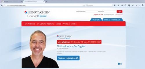Imagem da notícia: Plataforma de e-learning da Henry Schein agora disponível em inglês
