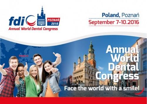 Imagem da notícia: Congresso anual FDI é na Polónia