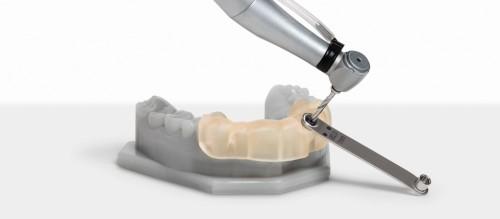 Imagem da notícia: Primeira resina biocompatível lançada para impressão 3D