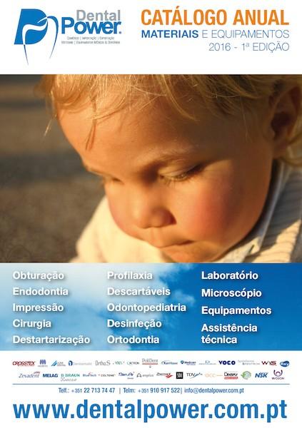 Imagem da notícia: Catálogo Dental Power para 2016