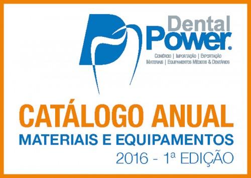 Imagem da notícia: Materiais e equipamentos dentários no catálogo Dental Power
