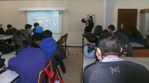 Imagem da notícia: Escola de Gaia recebe plano de saúde oral solidário