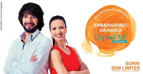 Imagem da notícia: City Smil'Art, uma nova clínica dentária