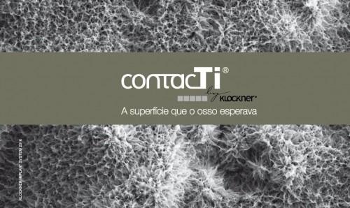 Imagem da notícia: Klockner apresenta ContacTi no Porto