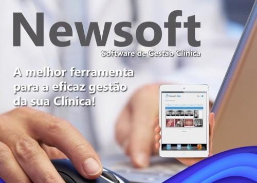 Imagem da notícia: Newsoft, o software de gestão clínica da ImaginaSoft