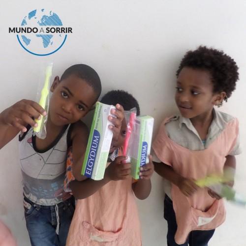 Imagem da notícia: Aprender A Ser Saudável, da Mundo a Sorrir, com impacto nas escolas