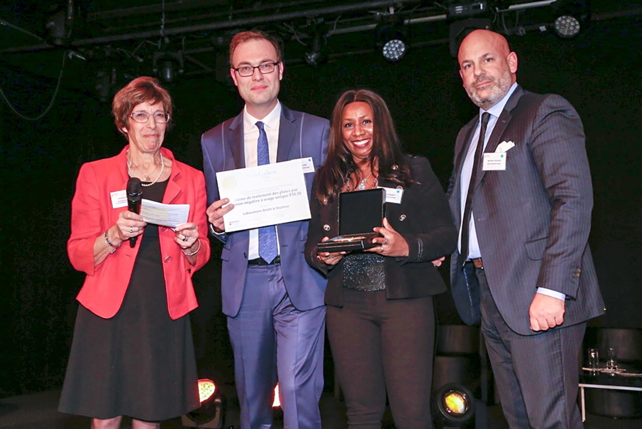 Imagem da notícia: PICO distinguido com Galien Award 2016