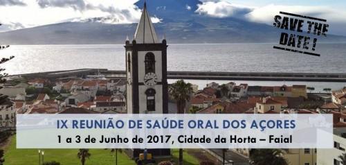 Imagem da notícia: IX Reunião de Saúde Oral dos Açores
